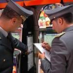 Messina: Guardia di Finanza sequestra 140 apparecchi irregolari