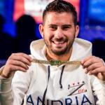 Poker, Ept: Suriano finalista, Saia chipleader