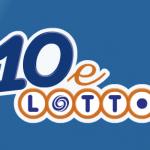 10eLotto: a Latina vinti 80 mila euro con il contributo del numero Oro