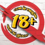 """Giochi: Fa tappa a Palermo la campagna informativa """"18+"""""""