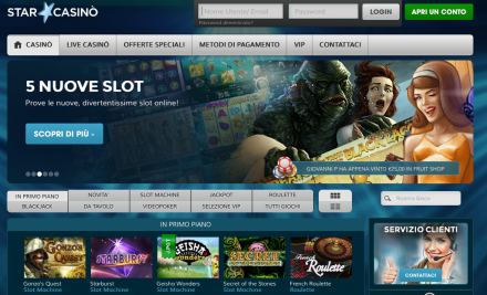 I piu bei giochi online