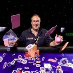Poker: per Lacchinelli bottino da 70mila euro a Sanremo