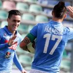 Scommesse: Terzo posto, per i bookie è sfida tra Inter e Napoli