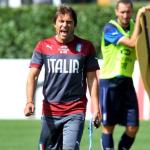 Scommesse: il calcio italiano riparte da Conte, Azzurri padroni del pronostico