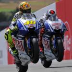 Scommesse, MotoGp: testa a testa alla pari tra Rossi e Lorenzo. Marquez bocciato anche dai bookie