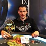 Poker: Campione d'Italia, il People's Poker Tour ad Alessandro De Iaco