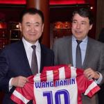 """Casinò: dopo l'Atletico Madrid e il """"Claude et Paloma"""" di Picasso, Wang Jianlin è pronto a investire 3 miliardi per Eurovegas"""