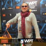 Poker: Chieregato vince il World Poker Tour National di Venezia