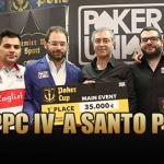 Poker: Santo Puglisi vince la Premier Poker Cup al casinò Perla di Nova Gorica