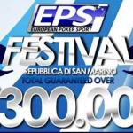 Poker: dal 29 aprile all'11 maggio IPS ed EPS fuse in un unico Festival del Poker con 300mila euro garantiti