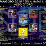 Poker: Tutto pronto per i Campionati Italiani 2015. Si torna al Perla