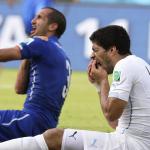 """Scommesse: """"Chellini mordi Suarez"""". Lavagne aperte sulla vendetta del difensore"""