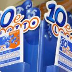 10eLotto, 10 numeri in fila regalano vincite in tutta Italia