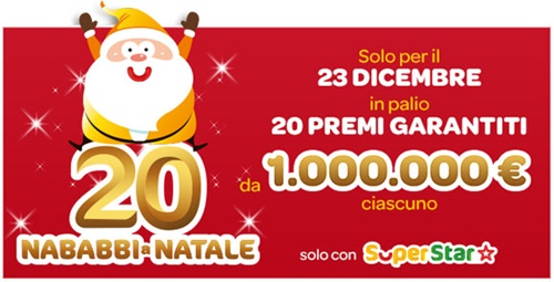 SuperEnalotto, ad Aversa un 5 da 14mila euro