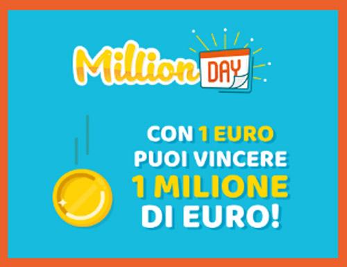Estrazione Million Day 10 aprile 2018: DIRETTA verifica i numeri vincenti