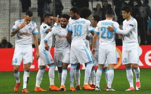 Europa League, Thauvin come Cutrone: gol di mano in Marsiglia-Salisburgo