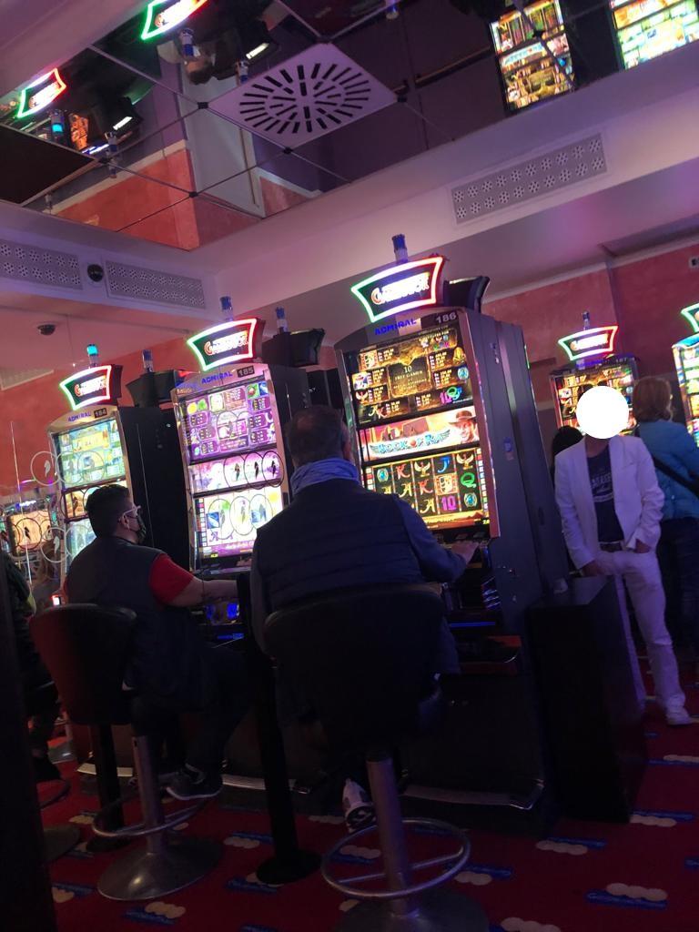 San Marino casino del Titano